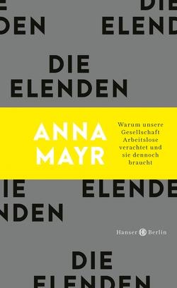 Die Elenden von Mayr,  Anna