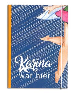 Die Elfe Karina von Algiz,  Petra Selina