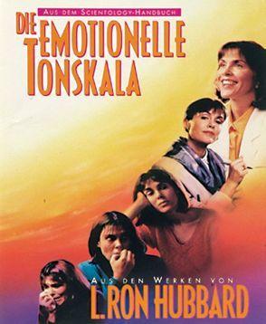 Die Emotionelle Tonskala von Hubbard,  L. Ron