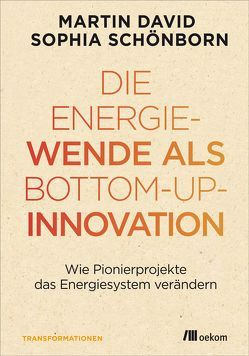 Die Energiewende als Bottom-up-Innovation von David,  Martin, Schönborn,  Sophia