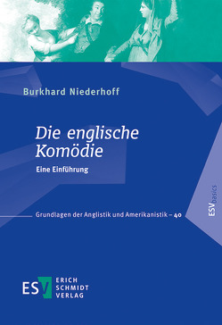 Die englische Komödie von Niederhoff,  Burkhard