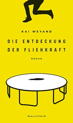 Die Entdeckung der Fliehkraft von Weyand,  Kai
