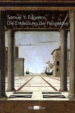 Die Entdeckung der Perspektive von Edgerton,  Samuel Y, Jatho,  Heinz
