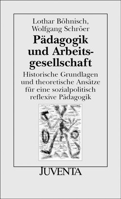 Die Entgrenzung des Sozialen / Pädagogik und Arbeitsgesellschaft von Böhnisch,  Lothar, Schröer,  Wolfgang