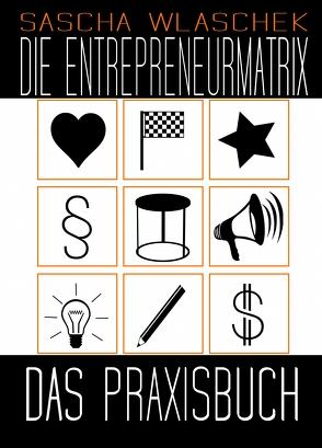Die Entrepreneurmatrix von Wlaschek,  Sascha