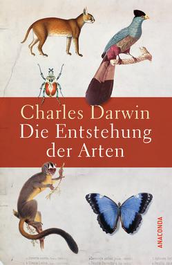Die Entstehung der Arten von Darwin,  Charles, Neumann,  Carl Wilhelm
