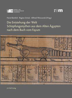 Die Entstehung der Welt. von Alfried,  Wieczorek, Beinlich,  Horst, Schulz,  Regine