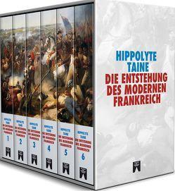 Die Entstehung des modernen Frankreich von Katscher,  Leopold, Taine,  Hippolyte