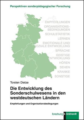 Die Entwicklung des Sonderschulwesens in den westdeutschen Ländern von Dietze,  Torsten