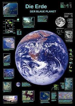 Die Erde – der blaue Planet von Görlitzer,  J, Welter-Schultes,  F W