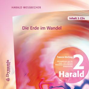 Die Erde im Wandel von Wessbecher,  Harald