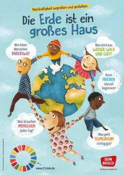 Die Erde ist ein großes Haus von Brandt,  Susanne, Olten,  Manuela