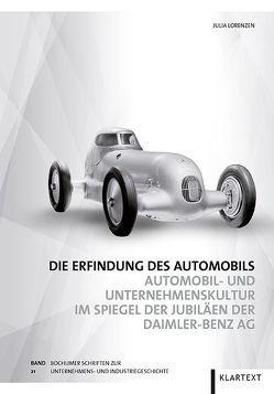 Die Erfindung des Automobils von Lorenzen,  Julia