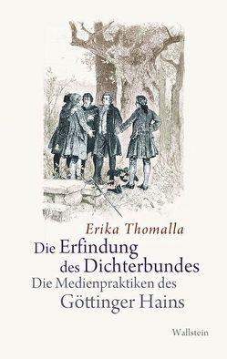 Die Erfindung des Dichterbundes von Thomalla,  Erika
