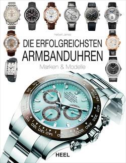 Die erfolgreichsten Armbanduhren von James,  Herbert