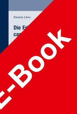 Die Erlösung des cartesianischen Subjekts von Löwe,  Patricia