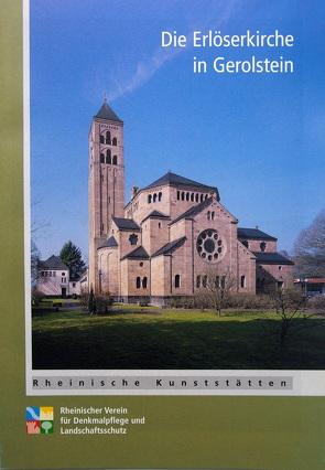 Die Erlöserkirche in Gerolstein von Daners,  Peter