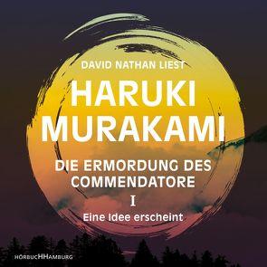 Die Ermordung des Commendatore Band I von Gräfe,  Ursula, Murakami,  Haruki, Nathan,  David