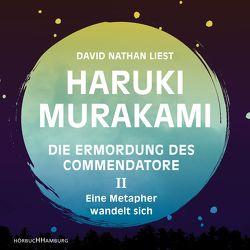 Die Ermordung des Commendatore Band II von Gräfe,  Ursula, Murakami,  Haruki, Nathan,  David