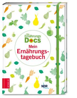Die Ernährungs-Docs – Mein Ernährungstagebuch von Fleck,  Anne, Klasen,  Jörn, Riedl,  Matthias, Schäfer,  Silja