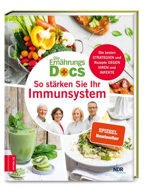 Die Ernährungs-Docs – So stärken Sie Ihr Immunsystem von Fleck,  Anne, Klasen,  Jörn, Riedl,  Matthias, Schäfer,  Silja