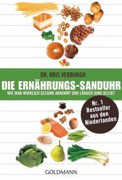 Die Ernährungs-Sanduhr von Dam,  Gaby van, Verburgh,  Kris