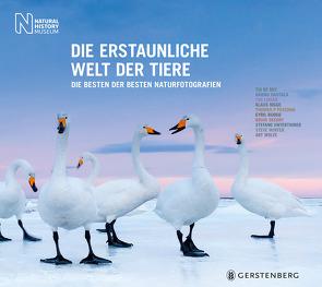 Die erstaunliche Welt der Tiere von Museum,  Natural History, van der Avoort,  Birgit