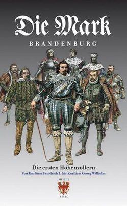 Die ersten Hohenzollern von Beeskow,  Hans-Joachim, Caspar,  Helmut, Michas,  Uwe, Piethe,  Marcel