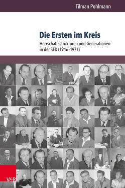 Die Ersten im Kreis von Pohlmann,  Tilman