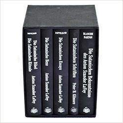 Die Erweiterte Satanische Bibliothek von Anton Szandor,  LaVey, Barton-LaVey,  Blanche, Gilmore,  Peter