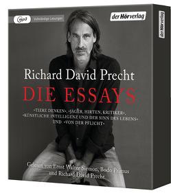 Die Essays von Precht,  Richard David, Primus,  Bodo, Siemon,  Ernst Walter