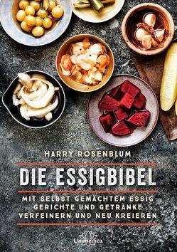Die Essigbibel von Rosenblum,  Harry