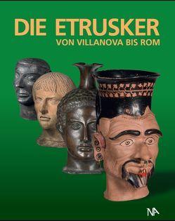 Die Etrusker von Knauß,  Florian S.