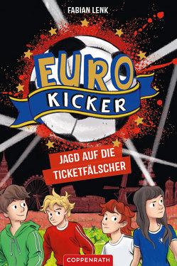 Die Euro-Kicker (Bd. 1) von Krapp,  Thilo, Lenk,  Fabian