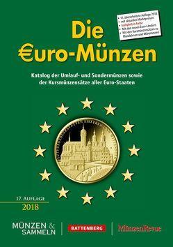 Die Euro-Münzen von Sonntag,  Michael Kurt