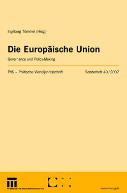 Die Europäische Union von Trömmel,  Ingeborg