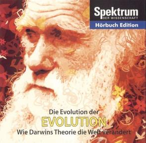 Die Evolution der Evolution von Kügow,  Detlef