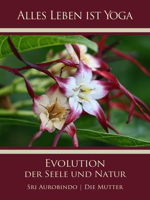 Die Evolution der Seele und Natur von Aurobindo,  Sri, Mutter,  Die (d.i. Mira Alfassa)