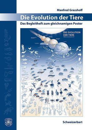 Die Evolution der Tiere von Grasshoff,  Manfred