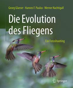 Die Evolution des Fliegens – Ein Fotoshooting von Glaeser,  Georg, Nachtigall,  Werner, Paulus,  Hannes F.