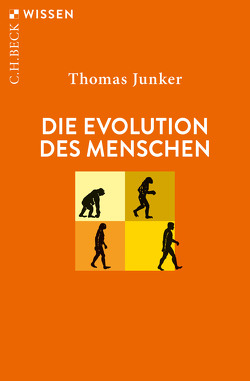 Die Evolution des Menschen von Junker,  Thomas
