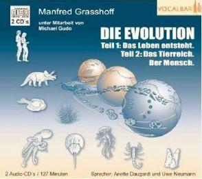 Die Evolution (Teil 1+2) von Daugardt,  Anette, Grasshoff,  Richard, Gudo,  Michael, Neumann,  Uwe