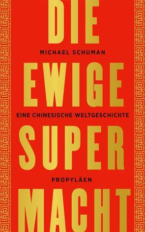 Die ewige Supermacht von Juraschitz,  Norbert, Schuman,  Michael