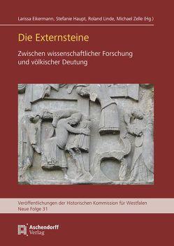 Die Externsteine von Eikermann,  Larissa, Haupt,  Stefanie, Linde,  Roland, Zelle,  Michael