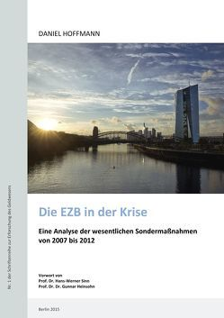 Die EZB in der Krise von Hoffmann,  Daniel