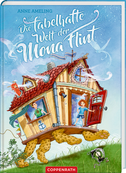 Die fabelhafte Welt der Mona Flint von Ameling,  Anne, Korte,  Melanie