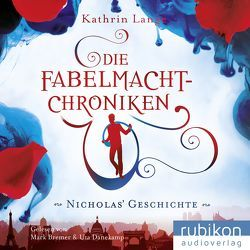 Die Fabelmacht-Chroniken von Bremer,  Mark, Dänekamp,  Uta, Lange,  Kathrin