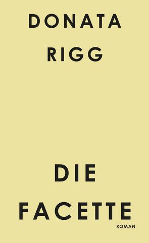 Die Facette von Rigg,  Donata