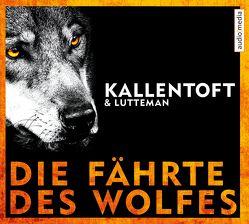 Die Fährte des Wolfes von Kallentoft,  Mons, Laprell,  Maximilian, Lutteman,  Markus