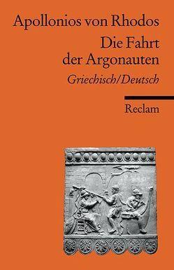 Die Fahrt der Argonauten von Apollonios von Rhodos, Dräger,  Paul
